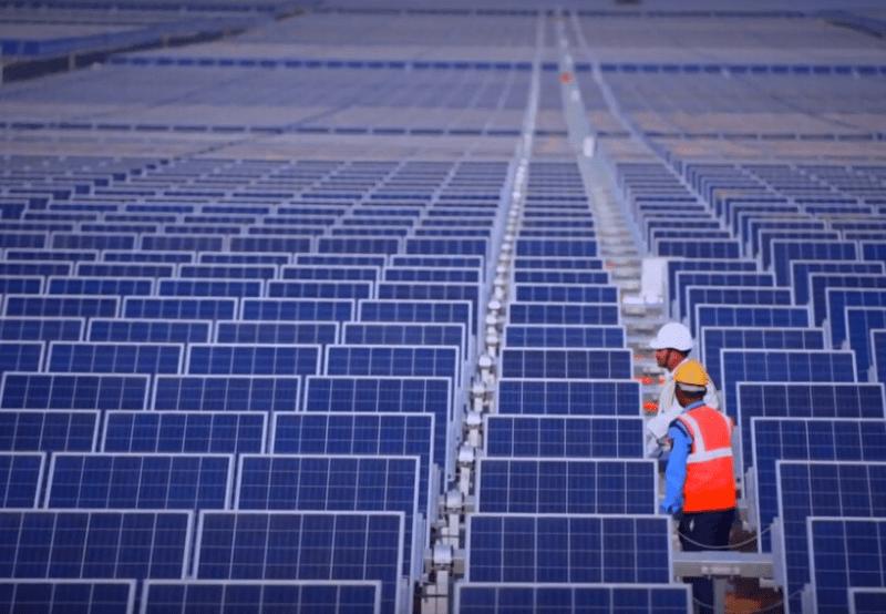 到2024年阿尔及利亚计划新增4吉瓦太阳能发电容量