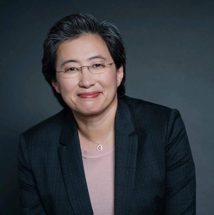 AMD市值暴涨55倍,Lisa Su突破了硅的天花板