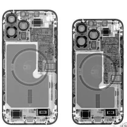 iPhone 13 pro最强拆解:内部主要芯片曝光
